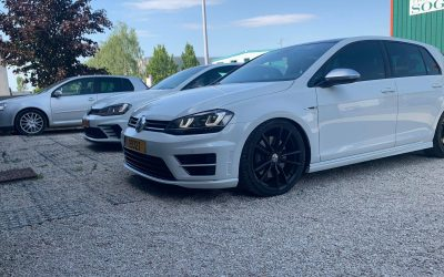 VW Golf 7R TTE470