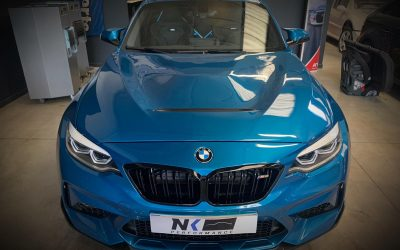 BMW M2 Competition Stage 2