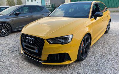 Audi RS3 8V1 Stage 2