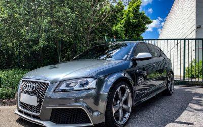 Audi RS3 8P TTH550