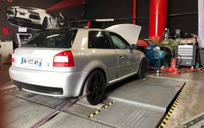 Audi S3 8L 1.8T 20V GT3076
