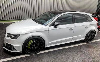 Audi S3 8V Stage 2